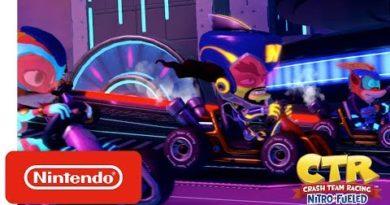 Crash Team Racing Nitro-Fueled - Pre-Purchase Trailer - Nintendo Switch