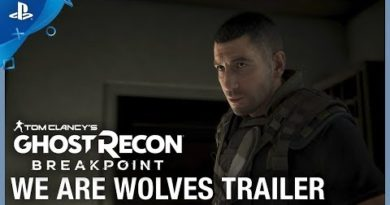 Tom Clancy's Ghost Recon: Breakpoint - We Are Wolves Trailer | PS4