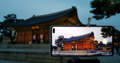 Seoul After Sunset: The Galaxy S10+'s Night Mode, In Pictures