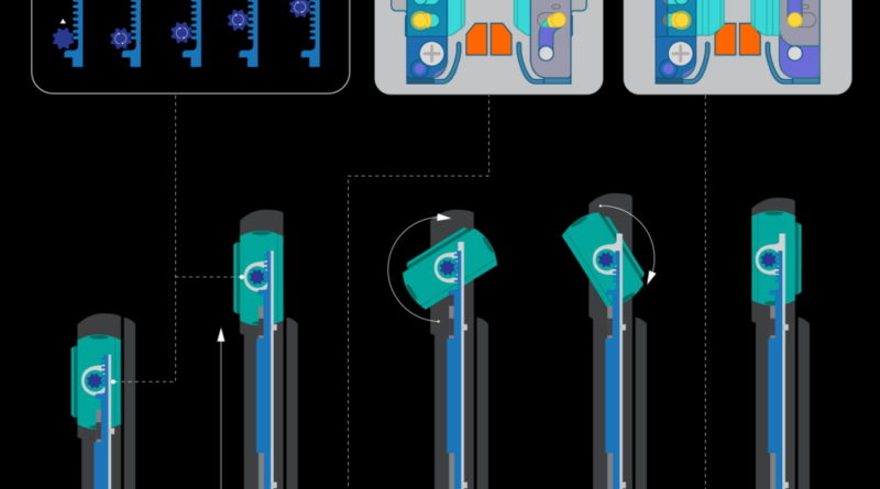 [Tech Lab Notes] Inside the Galaxy A80's Revolutionary Rotating Camera