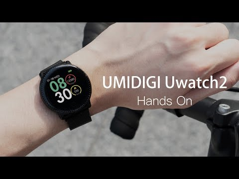 UMIDIGI Uwatch2 Hands On: Your All-day Health Assistant