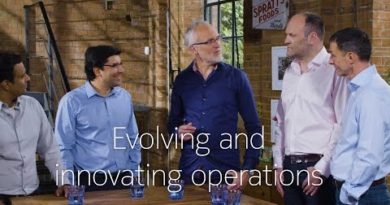 Evolving and innovating operations