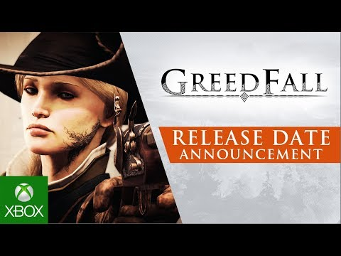 GreedFall - Release Date Announcement