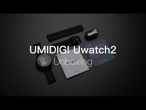UMIDIGI Uwatch2 Unboxing! Global open sale starts now!