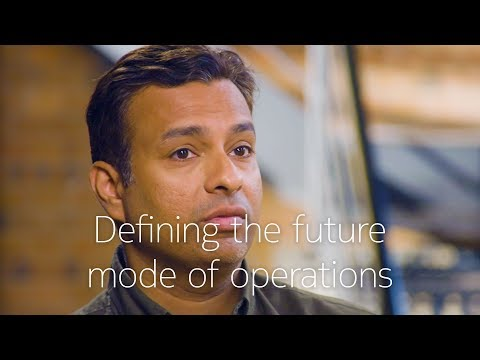 Defining the future mode of operations