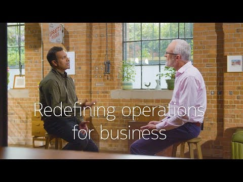 Redefining operations for business