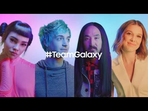 Meet #TeamGalaxy: Ensemble