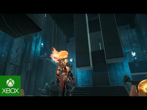 Darksiders III Keepers of the Void Launch Trailer