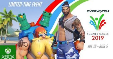 Overwatch Event | Summer Games 2019