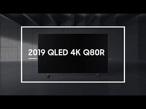 2019 QLED: Q80R - 4K Ultra Viewing Angle | Samsung