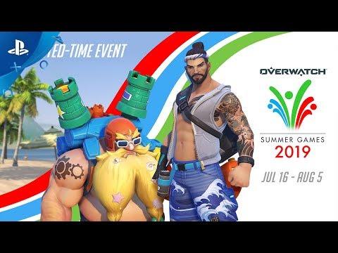 Overwatch - Summer Games 2019 | PS4
