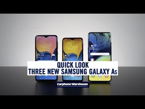 Samsung Galaxy A-series