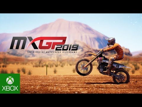 MXGP 2019 - Features Unveiled