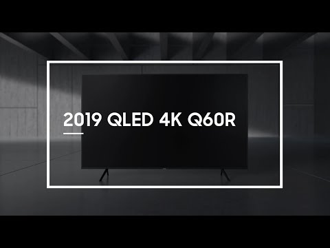 2019 QLED: Q60R - Gaming TV with Real Game Enhancer | Samsung