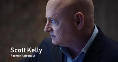 340 Days in Space with Scott Kelly   Samsung QLED 8K