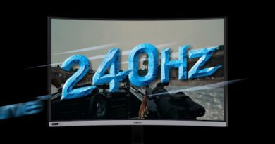 240Hz Curved Gaming Monitor C27RG5: Introduction Video   Samsung