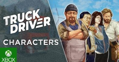 Truck Driver - Feature Showcase | Characters
