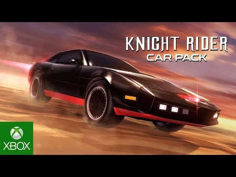 Rocket League® - Knight Rider Car Pack