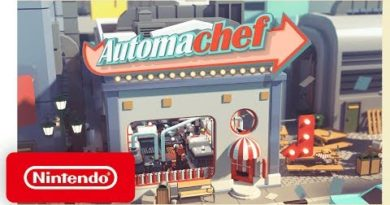 Automachef - Launch Trailer - Nintendo Switch