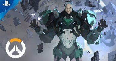 Overwatch - Sigma Origin Story | PS4
