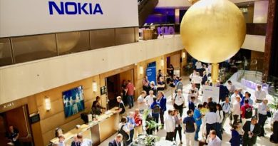 Nokia IP routing demo room highlights at SReXperts EMEA 2019