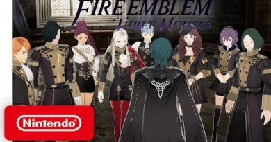 Fire Emblem: Three Houses - Welcome to the Black Eagle House - Nintendo Switch