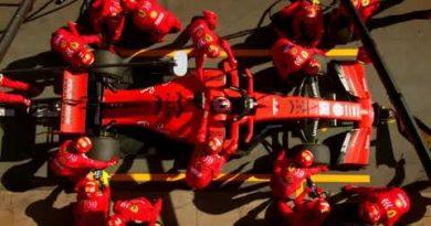A Scuderia Ferrari & Lenovo Partnership: On and off the track