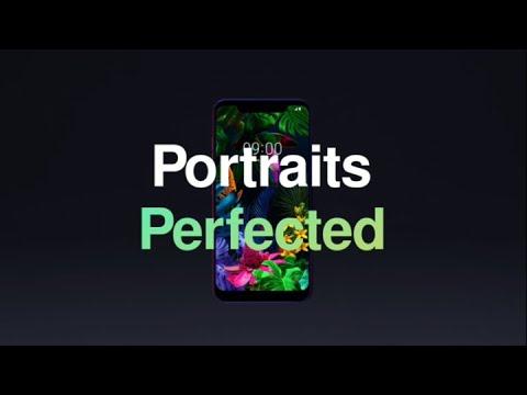 LG G8S ThinQ Feature Video: Portrait & Spotlight