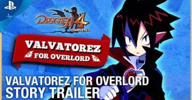 Disgaea 4 Complete+ - Valvatorez For Overlord  | PS4