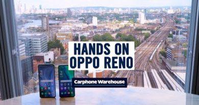 Meet the Oppo Reno series