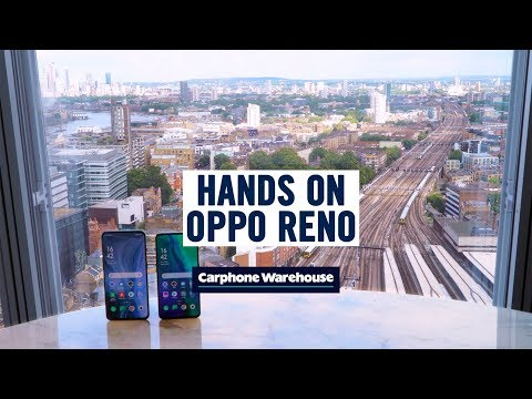 Meet the Oppo Reno series