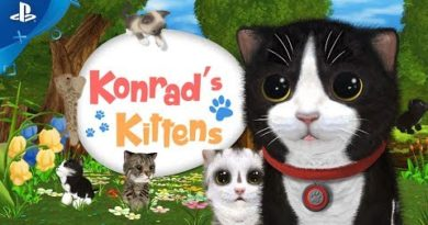 Konrad's Kittens - Mixed Reality Trailer | PS VR