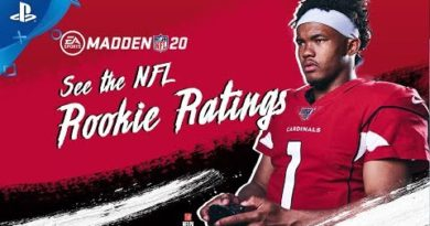Madden NFL 20 - NFL Rookies React to Madden 20 Ratings: Ft Kyler Murray! | PS4