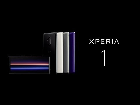 Xperia 1 – unleash your creativity with professional-grade camera technology
