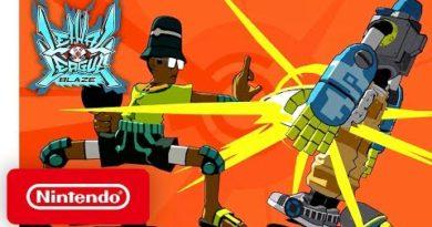 Lethal League Blaze - Announcement Trailer - Nintendo Switch