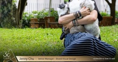 Humans of ASUS feat. Jenny Chu, Senior Manager for Brand Visual Design