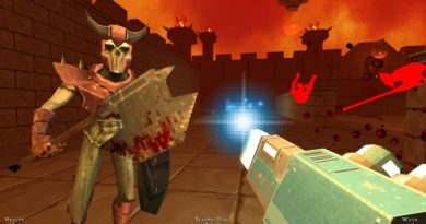 Demon Pit is a Savage Arena Shooter and Homage to Classic FPS Games of the 90s