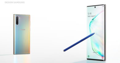 [Design Story] How Samsung Reimagined the Galaxy Note10's Design