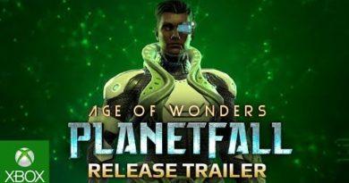 Age of Wonders: Planetfall - Release Trailer