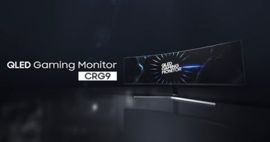 49ʺ QLED Gaming Monitor: CRG9 Feature Video   Samsung