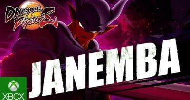 Dragon Ball FighterZ - Janemba DLC Trailer