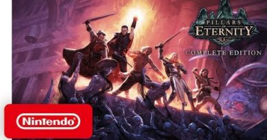 Pillars of Eternity: Complete Edition - Launch Trailer - Nintendo Switch