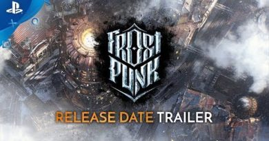Frostpunk - Release Date Trailer   PS4