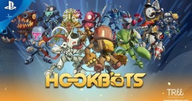 Hookbots - Release Trailer | PS4