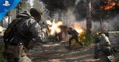 Call of Duty: Modern Warfare® - Multiplayer Reveal Trailer   PS4