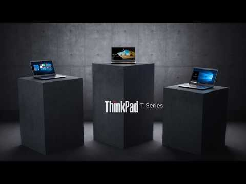 ThinkPad T Series Product Tour (2019)