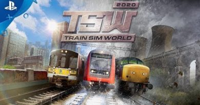Train Sim World  2020 - Announce Trailer   PS4