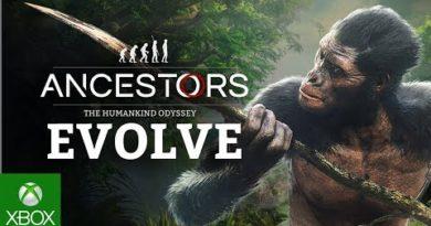 Ancestors: The Humankind Odyssey - 101 Trailer EP3: Evolve