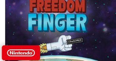 Freedom Finger - Announcement Trailer - Nintendo Switch