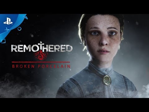 Remothered: Broken Porcelain - Gamescom 2019 Announcement Trailer | PS4